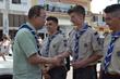 Ban Ki Moon Congratulates Scouts Bringing Peace in Greece