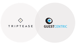 GuestCentric and Triptease partnership