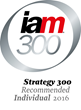 ktMINE CEO Named Five Consecutive Years to IAM Strategy 300 -- The World's Leading IP Strategists