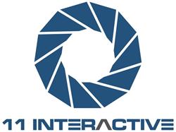 11 Interactive Media Logo