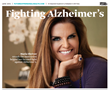 "Key Industry Voices Maria Shriver and Joan Lunden Raise Awareness for Alzheimer's Disease and Caregiving through Mediaplanet's ""Fighting Alzheimer's"" Campaign."