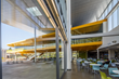 Los Angeles, College, Student Center, Sustainable Design
