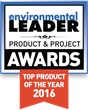 Urjanet Utility Data Service Earns Top Product of the Year Award from Environmental Leader