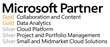BlumShapiro Achieves Microsoft Partner Competency in Cloud Platforms