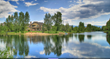The Chris Lofthus Group Features Premium Luxury Acreage Home On 1101 W Two Rivers in Eagle Idaho