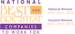 For the third year in a row, The National Association of Business Resources announced Birkman International as one of the 2016 winners for the Best and Brightest Companies to Work For®, both locally a
