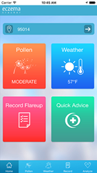 New Eczema and Allergy App Provides Personalized Advice Based on Your Data