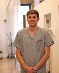 Dr Tyler Savory Chiropractor