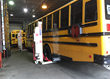 J&J Miles Facility in Freeport, New York, with Stertil-Koni Mobile Column Lifts