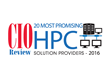 CIOReview magazine names DST as one of the 20 most promising HPC solution providers
