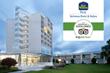 Kelowna Hotel Takes TripAdvisor's Top Award