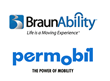 BraunAbility® and Permobil Announce Joint Research and Development Venture