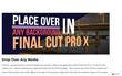 Final Cut Pro X Plugin - ProText Layouts Volume 5 - Pixel Film Studios