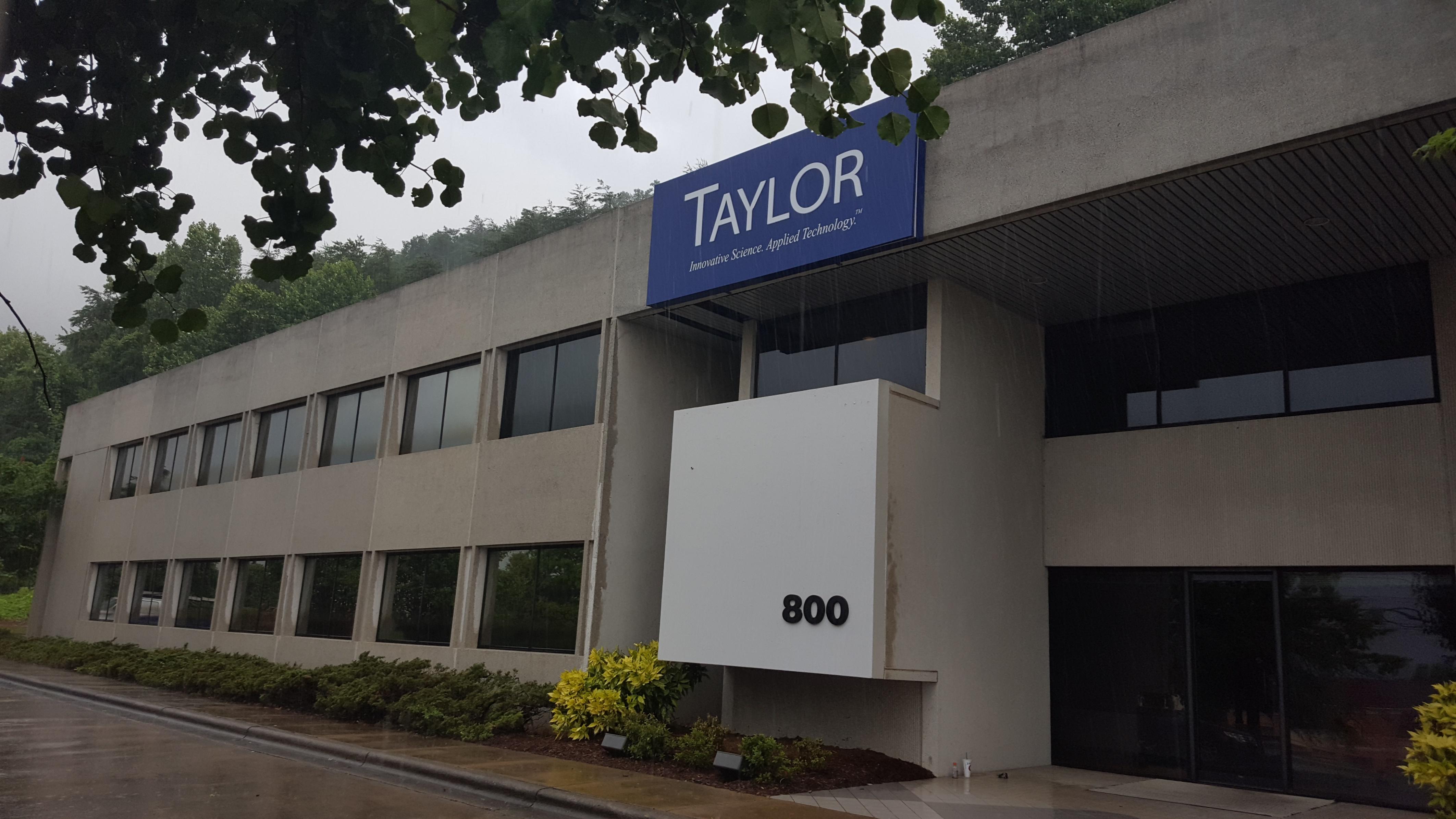 Taylor announces relocation of corporate headquarters to dalton
