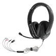 Trios Multimedia Headset - the all-in-one and one-for-all headset for all your devices.
