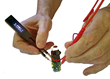 LCR-Reader Probe Connector Kit extends the reach of LCR-Reader's probes