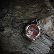The new Shadow Collection by Spencer's pocket watch made by Accutime