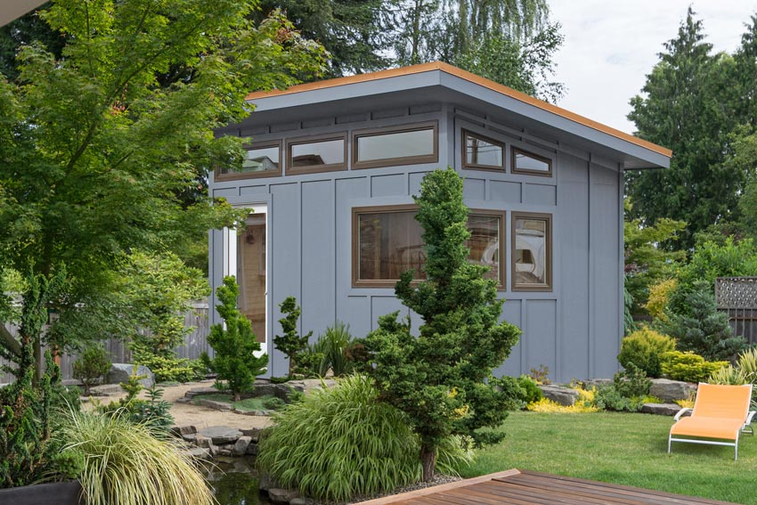 New Modern Sheds And Studios From Sheds Unlimited Hit The