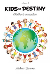 Refreshing New Xulon Christian Teaching Guide Provides 12-Month Children's Curriculum – Designed To Share The Gospel With All Children In The World
