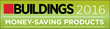 Buildings Money Savings Products 2016 Winner
