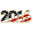 2016 Patriotic Year Pin