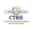 Cincinnati Therapeutic Riding and Horsemanship (CTRH) 30th Anniversary Gala Set for Saturday, September 10, 2016