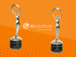 Ocreative Wins Two International Creative Excellence Awards