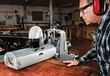 Woodcraft Selects SuperMax19-38 Drum Sander for Unique Features