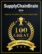 C3 Solutions Named Top 100 Great Supply Chain Partner 2016