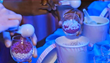 TLC's Four Weddings Candle Bar using Pink Zebra Sprinkles