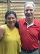 "Magdalena King commented on ""big shoes to fill"" as she prepares to succeed 38-year veteran Rob LeVine as general manager of Antlers at Vail Colorado condominium hotel in October."