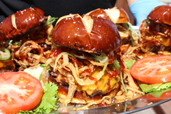 2016 New York Bull Burger Battle winning entry