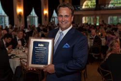 """DuPage County Bar Association """"Lawyer of the Year"""" Bradley N. Pollock"""