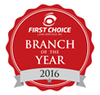 First Choice Loan Services Names Branch of the Year