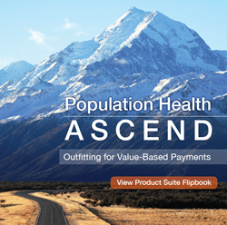 PYA announces the launch of Population Health Ascend, a suite of products to help healthcare providers transition to value-based care.