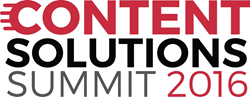 Content Solutions Summit LA 2016