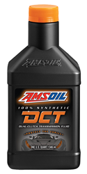 AMSOIL Introduces New Synthetic Dual-Clutch Transmission Fluid