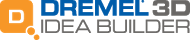 Logo for Dremel Idea Builder printer accompanies release about partnership with PDLN