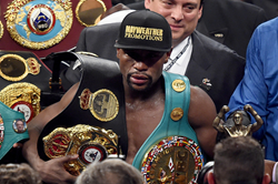 Boxing Legend Floyd Mayweather