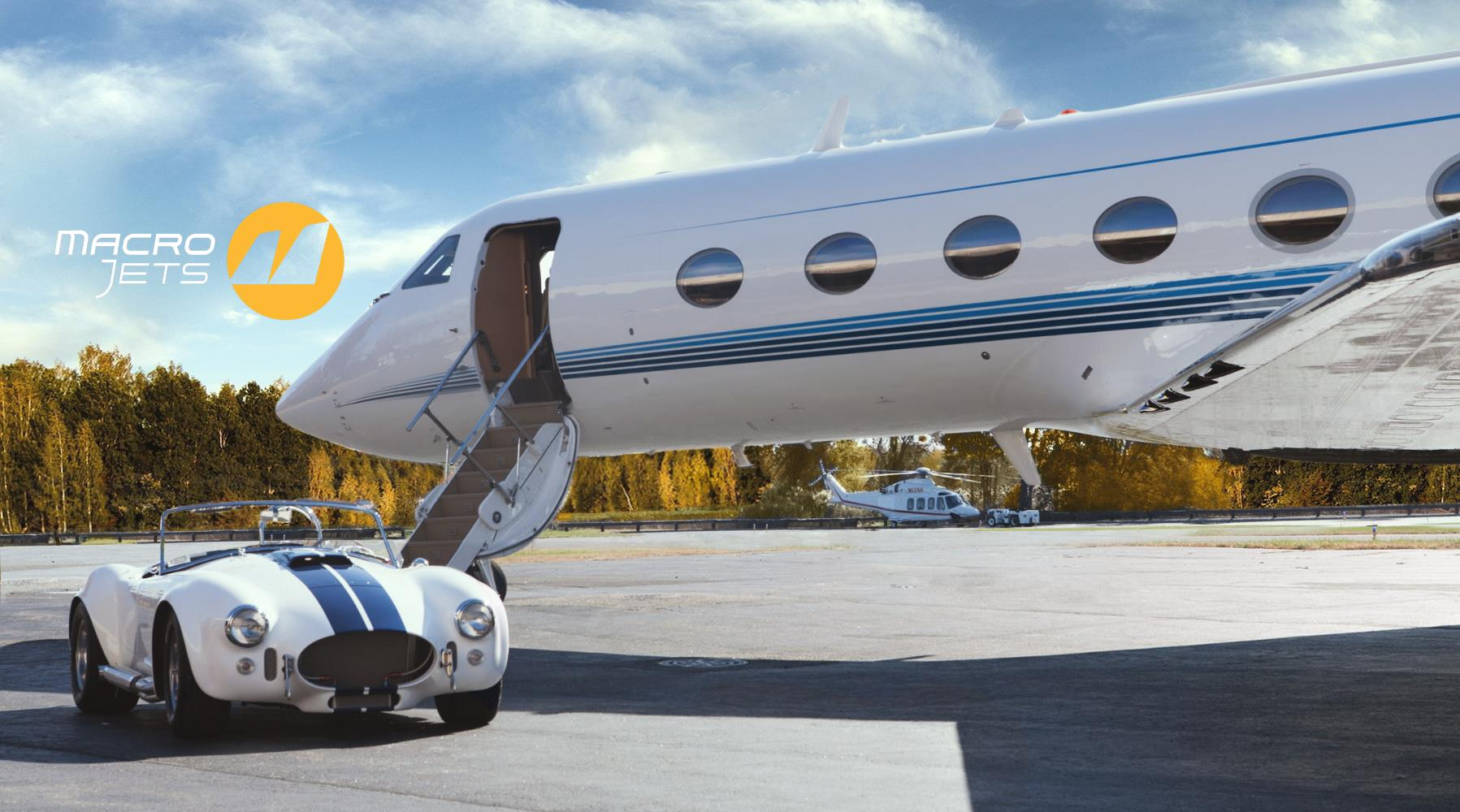 Macro Jets Launches A No Cost Private Jet Full Ownership Program That Profits