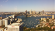 The view from Latize's Sydney office