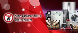 Appliance Built-In Safety Features is a safety invention designed to detect and prevent accidents caused by faulty or overheating electrical appliances