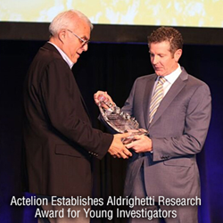 Actelion Establishes Aldrighetti Research Award