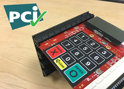 Cirque K3 Tower PIN Pad