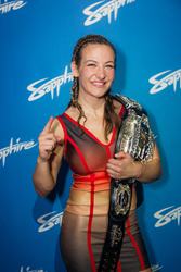 Miesha Tate's UFC 200 After-Fight Party at Sapphire Las Vegas, Saturday, July 9th.