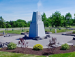 New Monument to the Army's 10th Mountain Division Dedicated in Watertown, New York