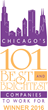 Automated Business Designs Named a 2016 Chicago's Best and Brightest Companies to Work For®
