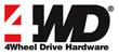 4WD Weigh-Safe KC lights bushwacker fender flares
