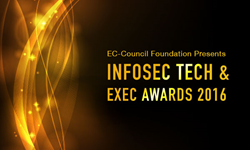 EC-Council Foundation cordially invites you to nominate yourself or a worthy peer for our Information Security Awards Gala! EC-Council Foundation wants to celebrate the best ethical hackers, penetration testers, security analysts, and executives in inform