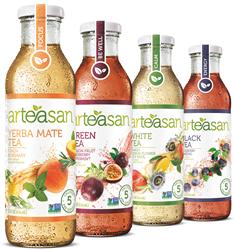 Discover Arteasan's 5-Calorie Tea Infusions